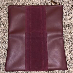 NWOT Summer & Rose pouch fold over purse